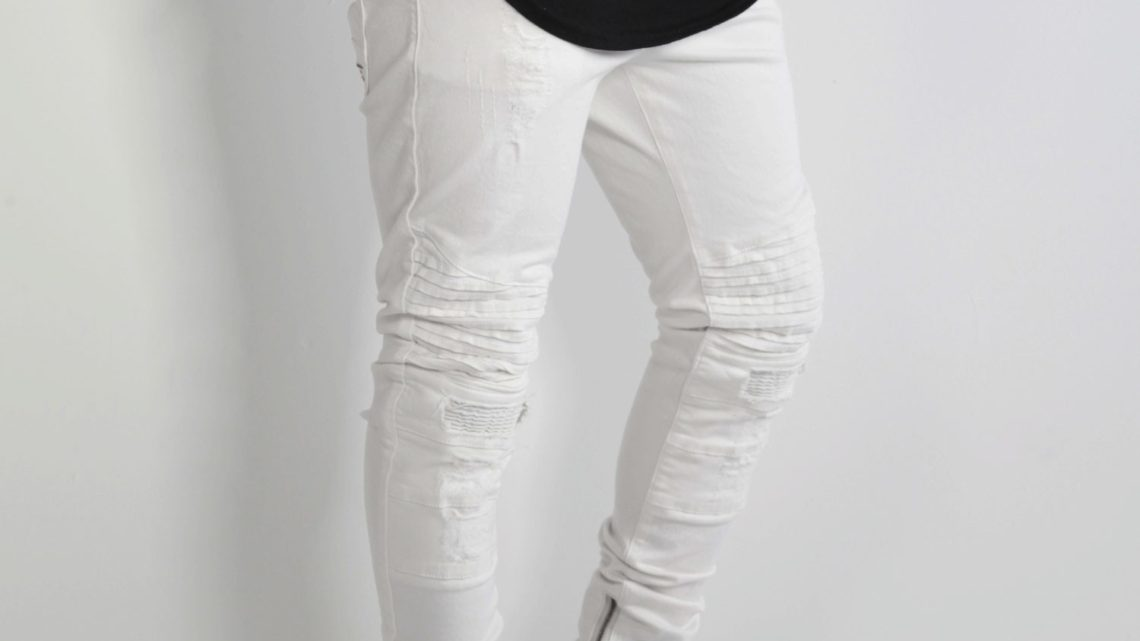 """The new addition in men fashion """"The Skinny Jeans"""""""