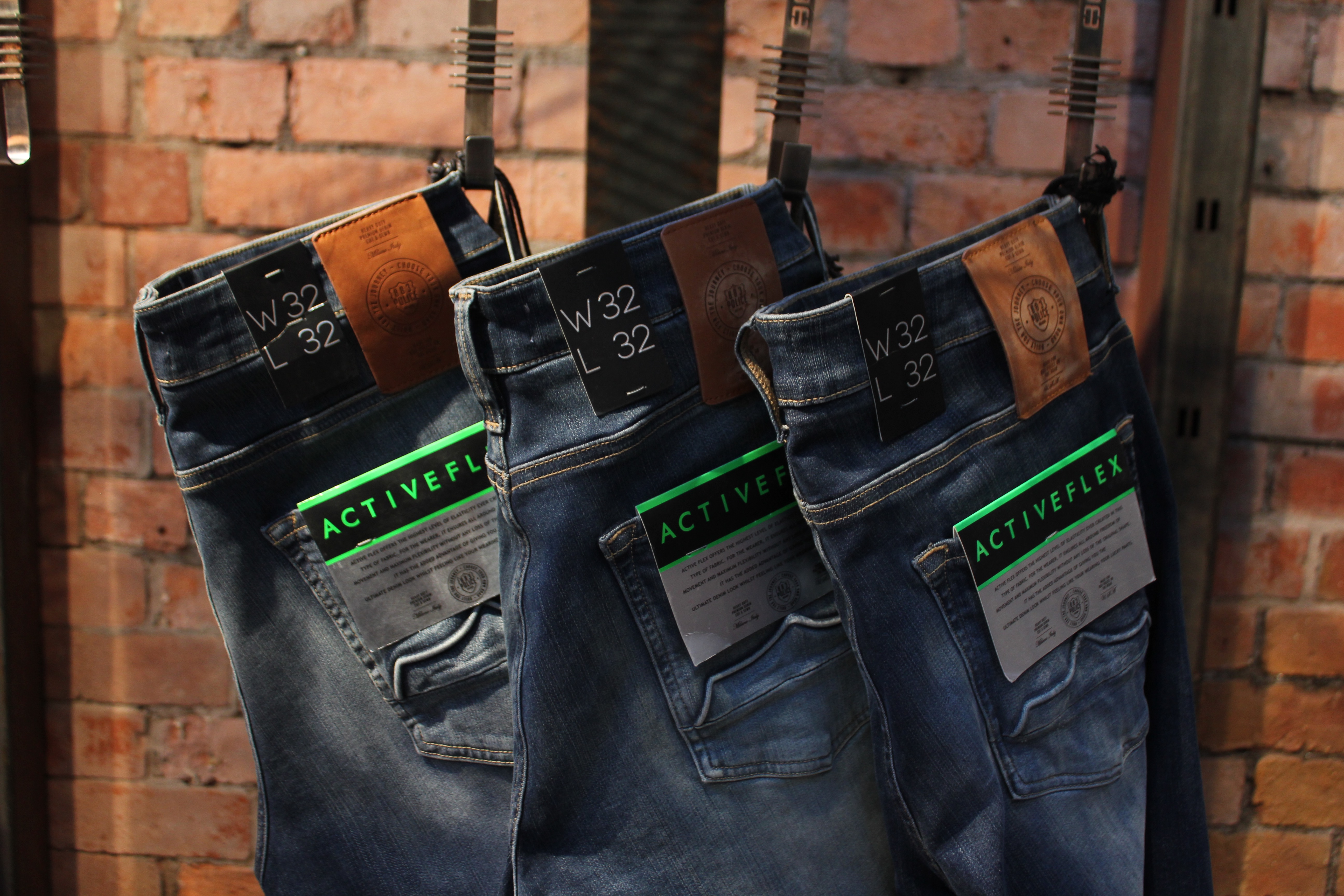 Mens Jeans That are Skinny at the Ankle