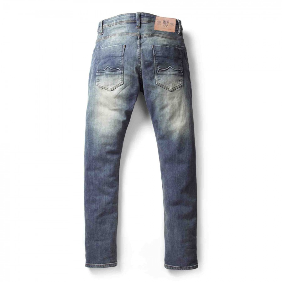 Garcia MO 320 Straight Legged Blue Fit Jeans