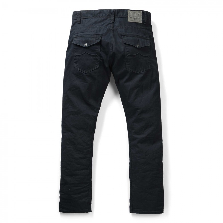Motello 275 Tapered Four Pocket Jeans