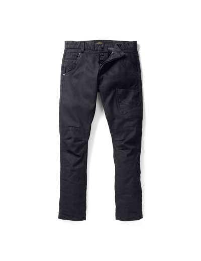 Aivali 312 Black Best Tapered Fit Jeans