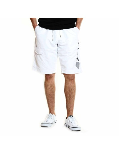 Foster White Classic Swimshorts