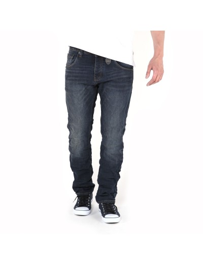 Garcia 271 Straight Fit Blue Wash Jeans