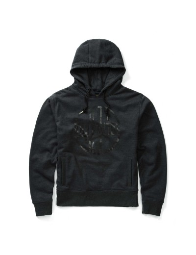 Graphite Marl Charcoal Hooded Sweatshirt