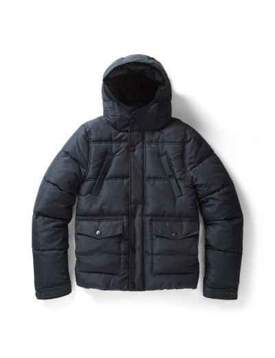 Greely Eclipse Puffer Navy Jacket