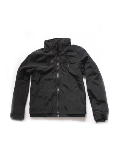 Kiefer Black Smart and Casual Jacket