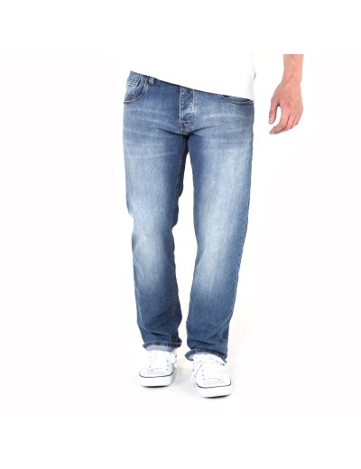 Marx MO 321 Loose Fit Mens Denim Jeans