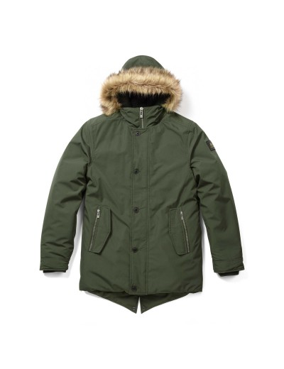 Masicka Military Long Sleeved Green Jacket
