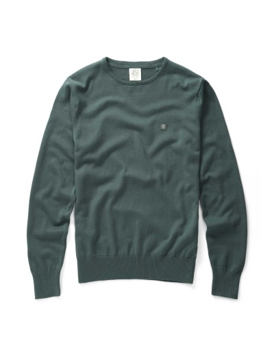 Muraco Urban Green Long Sleeved Pullover Knitwear