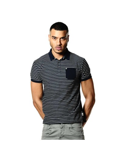 Royce Navy Polo Mens Shirt
