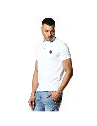 Sway White Sway Polo Shirt