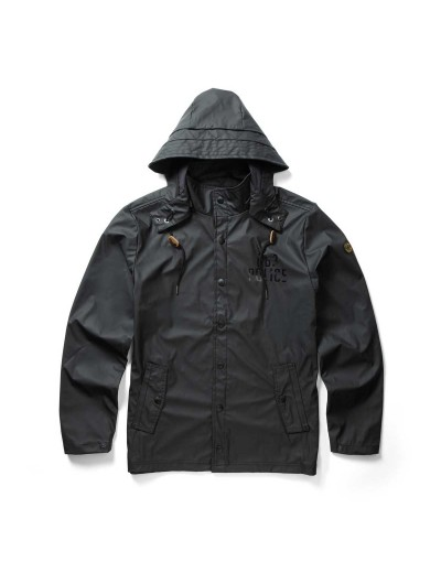 Toofan Black Mens Designer Jacket