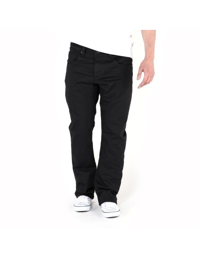 Victor MO 331 Black Bootcut Fit Jeans